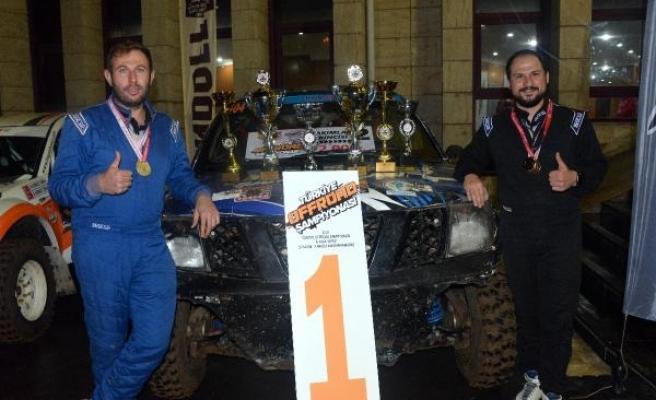 Kahramanmaraş'ta off-road heyecanı yaşandı