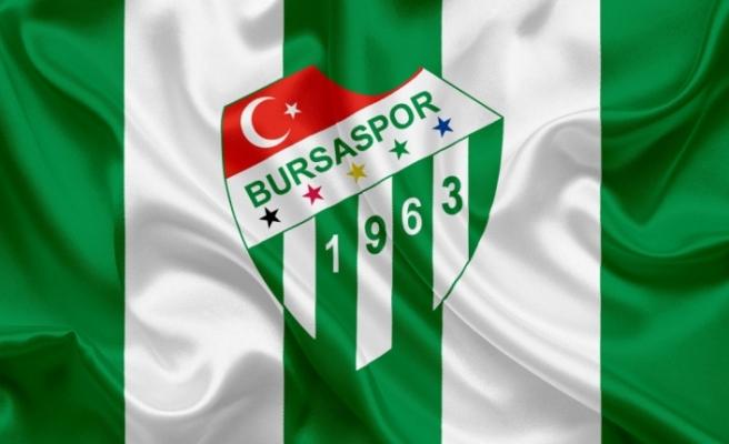 Bursaspor'a yardım kampanyası başladı!