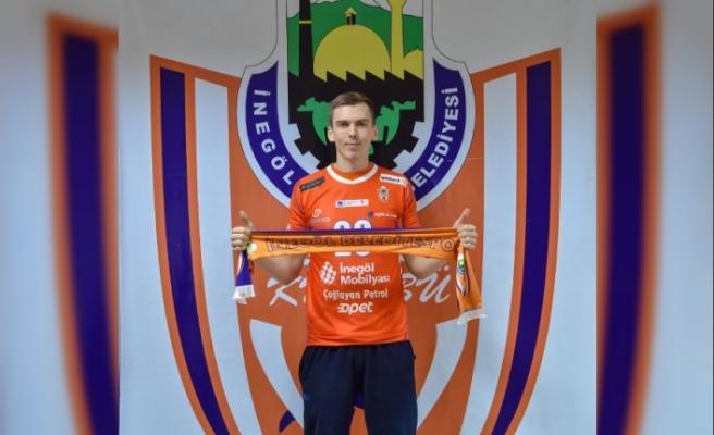 İnegöl Belediyespor, Gustavsson'u transfer etti