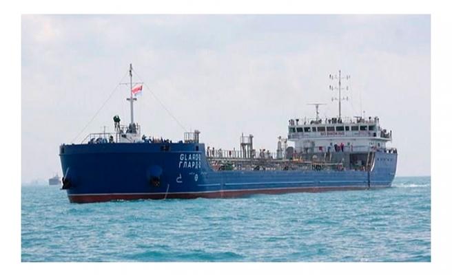 Kilyos açıklarında tankerle balıkçı teknesi çarpıştı