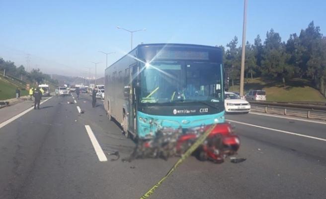 TEM'deki kazada ölen kişilerin kimlikleri açıklandı ...