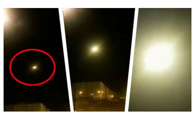 """Ukrayna uçağını İran vurdu"""