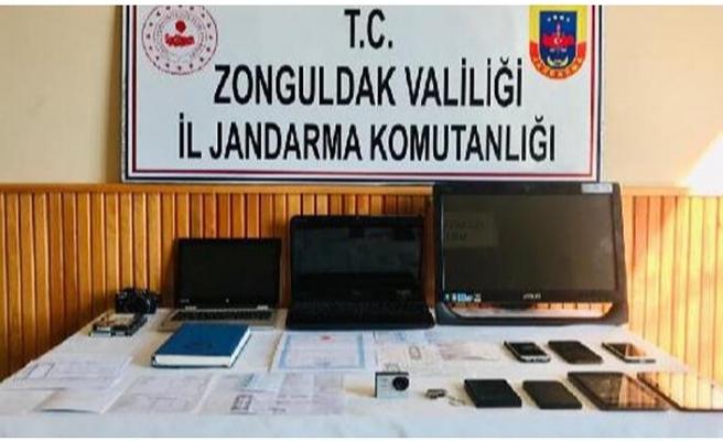 Zonguldak'ta 3 memura gözaltı!