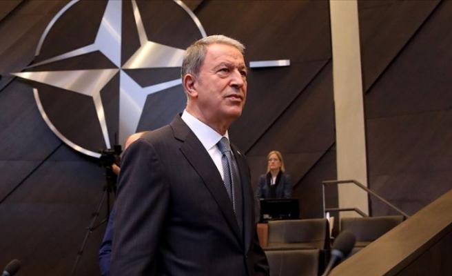 Bakan Akar: Ateşkesi sağlamak için birlikler gönderiyoruz