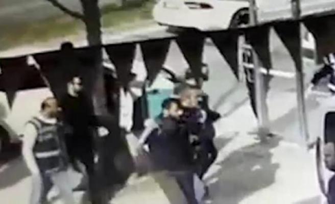 Bursa'da PKK'lı teröristler suçüstü yakalandı!