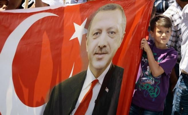 En sevilen dünya lideri Erdoğan oldu