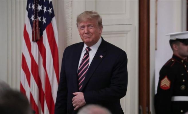 """Trump: """"Bloomberg'i tercih ederim"""""""