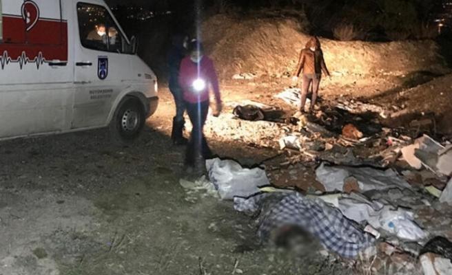 Ankara'da vahşet! Çuvalların içinde ölü köpekler bulundu