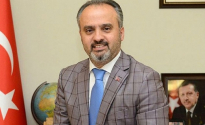 """""""Biz Bize Yeteriz Türkiyem"""" kampanyasına Bursa'da destek"""
