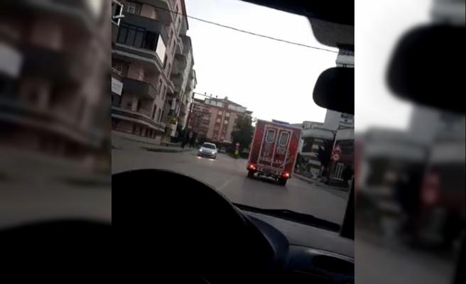 Bursa'da asılsız koronavirüs paylaşımına gözaltı