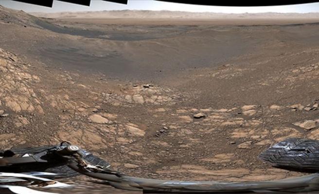 Mars'ta çekilen 'en detaylı panoramik görüntü'