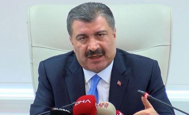 Sağlık Bakanı Koca:'Yeni hayatlar kaybediyoruz'..