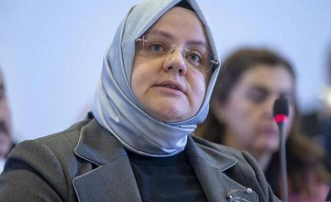 Bakan Zehra Zümrüt Selçuk,yapılacak nakdi yardımın detaylarını açıkladı
