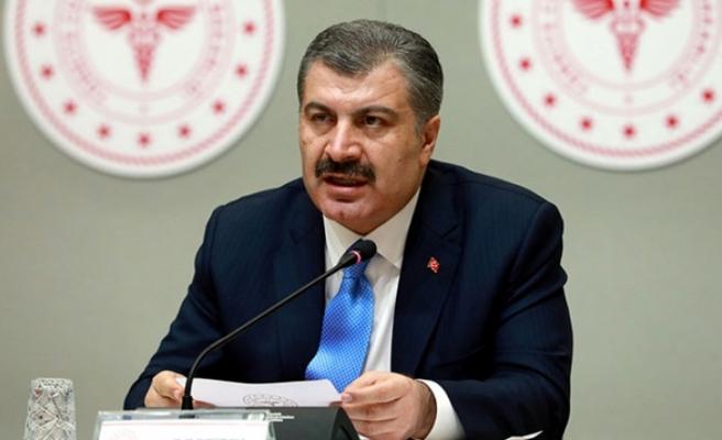 Sağlık Bakanı Fahrettin Koca son durumu açıkladı