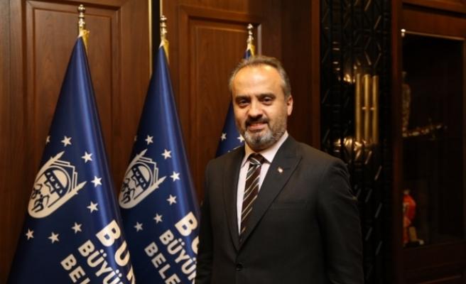 Başkan Alinur Aktaş'ın bayram mesajı