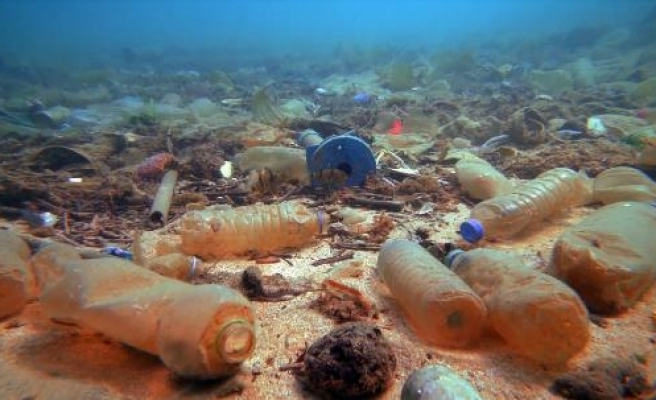 Su altındaki kirliliği kısa film yaptı, dünyaya izletti