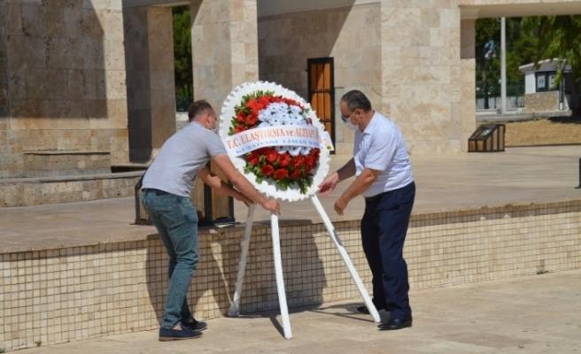 Didim'de Kabotaj Bayramı törenle kutlandı