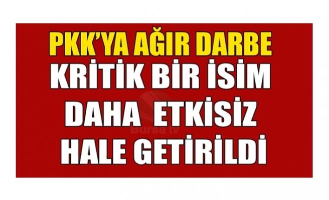 PKK'ya ağır darbe