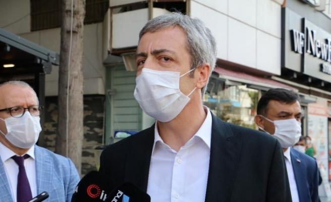 Antalya'da ev karantinasına uymayan 15 kişi yurtlara yerleştirildi