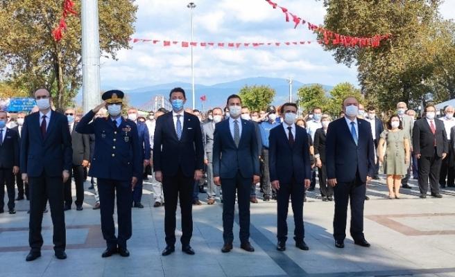 Bandırma'nın Düşman İşgalinden Kurtuluşunun 98. Yılı Kutlandı