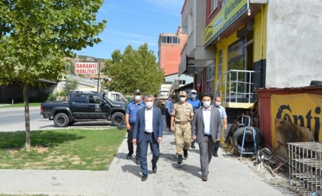 """Başkan Özdemir: """"Bizleri kurallara uyarak destekleyin"""""""