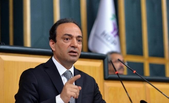 HDP'li Osman Baydemir'in kırmızı bülten ve iade talebi Adalet Bakanlığı'na gönderildi