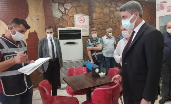 Malatya'da ev karantinasına uymayan 10 kişi yurtlara yerleştirildi