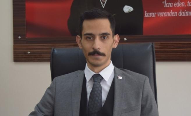 Pazarlar Kaymakamı Mehmet Soylu görevine başladı