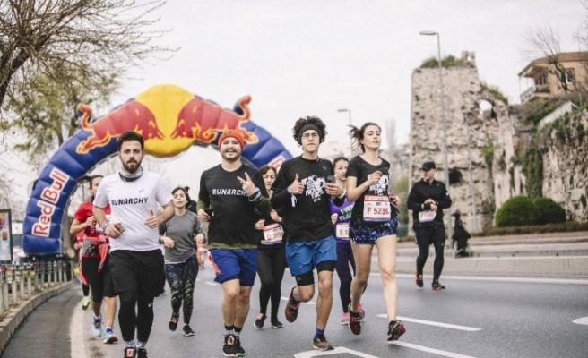 Red Bull Challengers Vodafone İstanbul Yarı Maratonu'na hazır