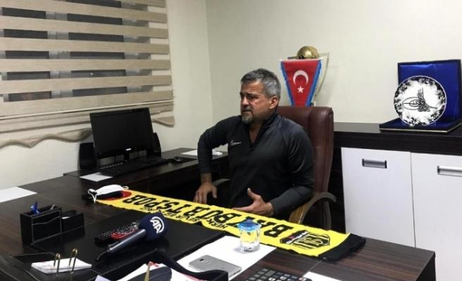 Teknik direktör Ali Nail Durmuş'tan sezon öncesi açıklamalar