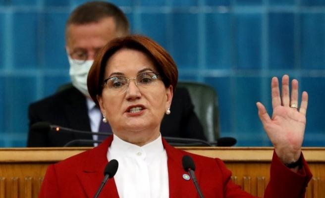 Akşener: ''İktidar, Azerbaycan'a destek konusunda doğru bir duruş sergiliyor''