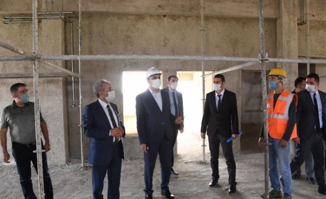 """Başkan Altay: """"Akşehir mezbahası bölgenin önemli ihtiyacını karşılayacak"""