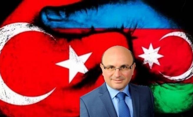 """Başkan Oral: """"Azerbaycanlı kardeşlerimizleyiz"""""""