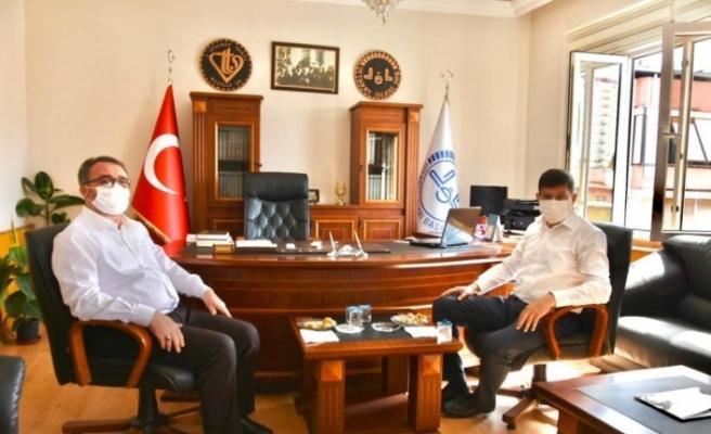 Başkan Özcan Camiler ve din Görevlileri Haftası'nı kutladı