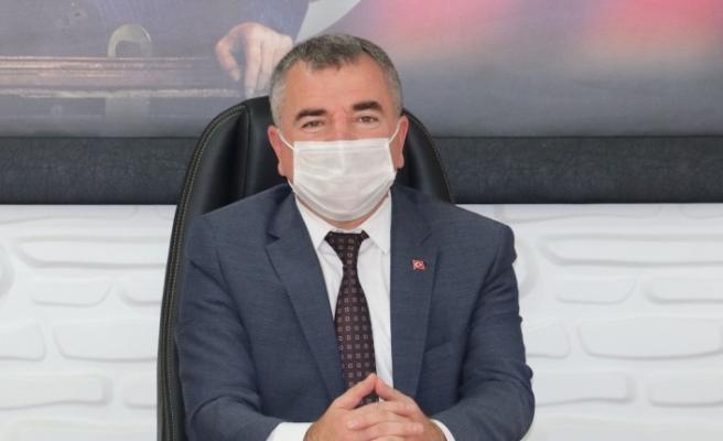 """Başkan Özdemir: """"Azerbaycanlı kardeşlerimizin yanındayız"""""""