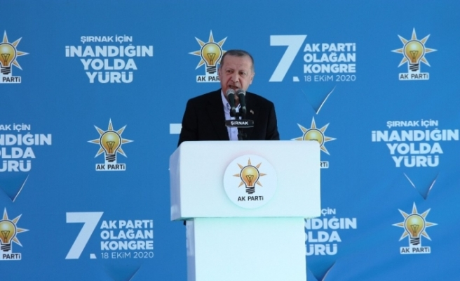Cumhurbaşkanı Erdoğan'dan Minsk üçlüsüne 'Ermenistan' tepkisi