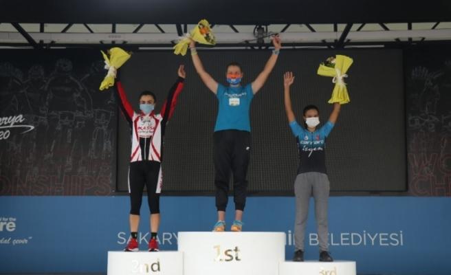 Dağ Bisikleti Maraton Dünya Şampiyonası'nın test yarışları sona erdi