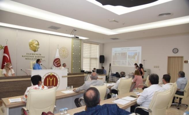 Ekim ayı belediye meclis toplantısı gerçekleştirildi