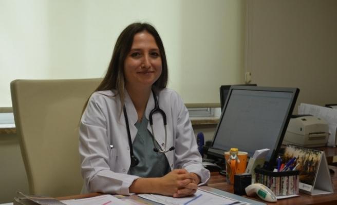Gönen Devlet Hastanesi'ne iki yeni doktor ataması