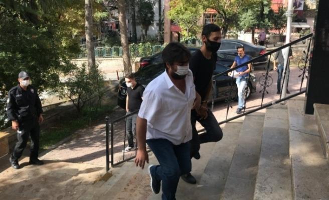 Hasmına kurşun yağdıran şüpheli Bursa'da yakalandı