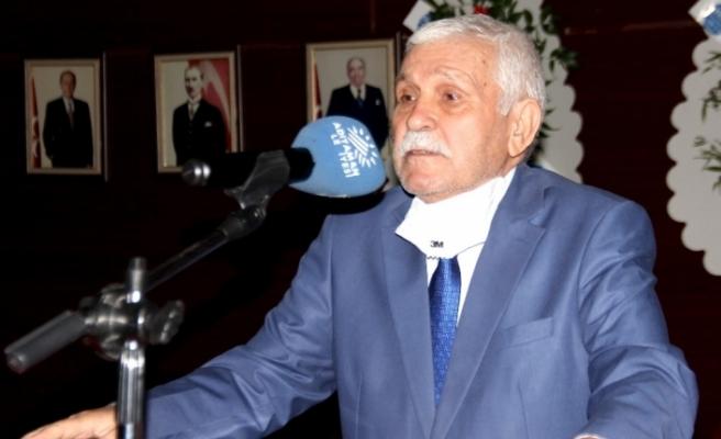 Hüseyin Özgün yeniden MHP İl Başkanlığına seçildi