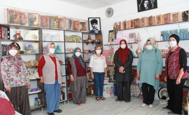 Isparta'da kadın girişimcilerin hedefi kırsal turizm