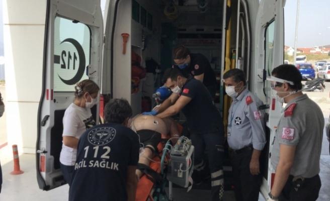 Kuşadası'nda boğulma tehlikesi geçiren Alman turist hayatını kaybetti