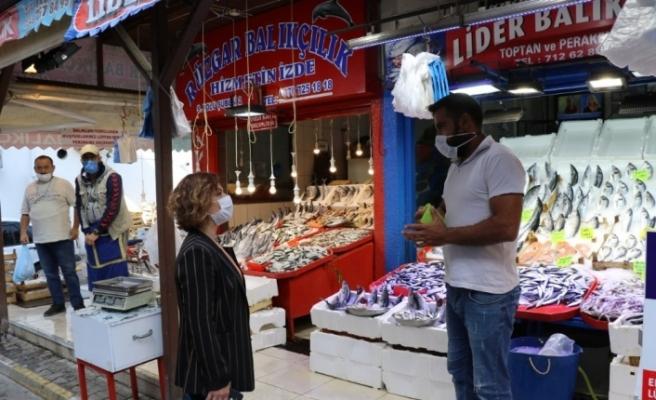 Safranbolu Belediye Başkanı Köse'den esnaf ziyareti
