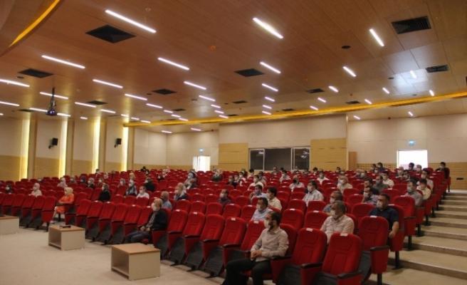 SAÜ İlahiyat Fakültesi Akademik Kurul Toplantısı gerçekleştirildi