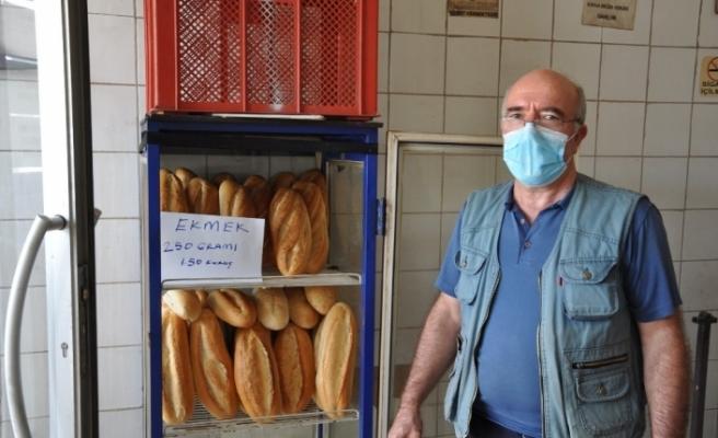 Simav'da ekmeğe zam geldi