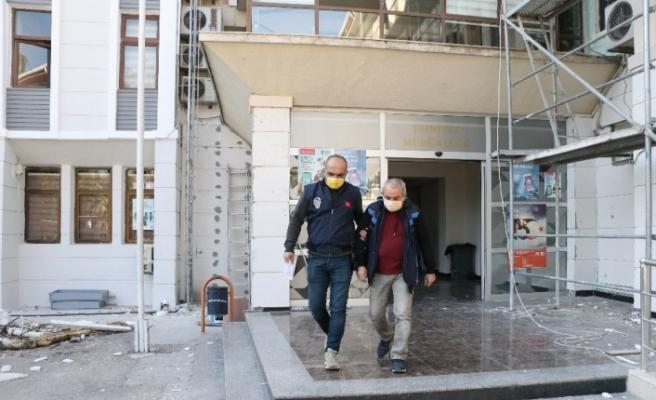 21 yıl kesinleşmiş hapis cezası bulunan şahıs, Mersin'de yakalandı
