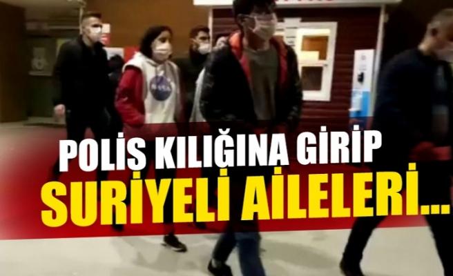 Bursa'da polis kılığında Suriyeli aileleri soyan çete yakalandı