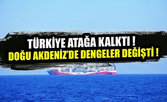 Deniz yetki alanları anlaşması bölgedeki dengeleri değiştirdi! .