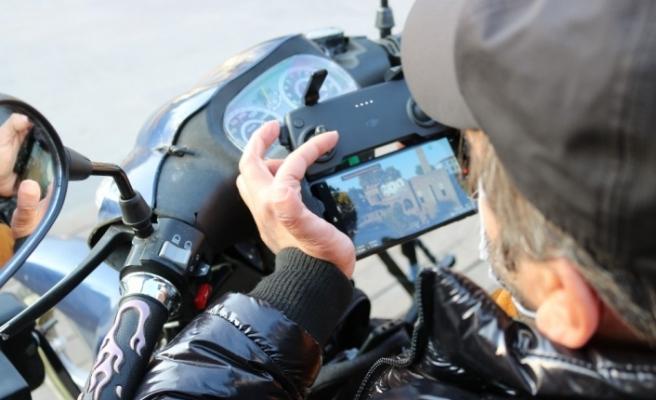 Engelliler istedi Fotono-21 Fotoğraf Derneği yerine getirdi